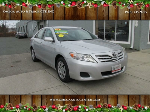 2011 Toyota Camry for sale in Salem, MA
