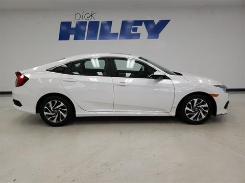 2016 Honda Civic for sale in Arlington, TX
