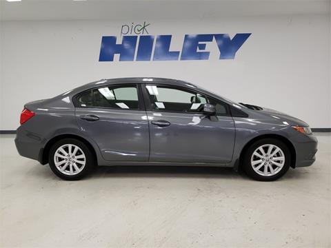2012 Honda Civic for sale in Arlington, TX