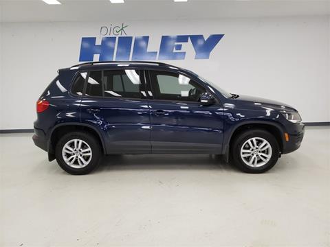 2016 Volkswagen Tiguan for sale in Arlington, TX