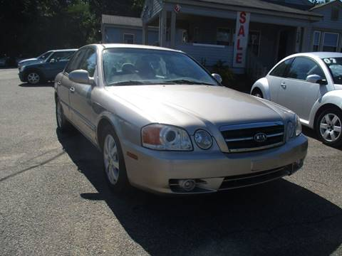 2004 Kia Optima for sale in Cumming, GA