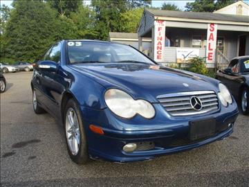 2003 Mercedes-Benz C-Class for sale in Cumming, GA
