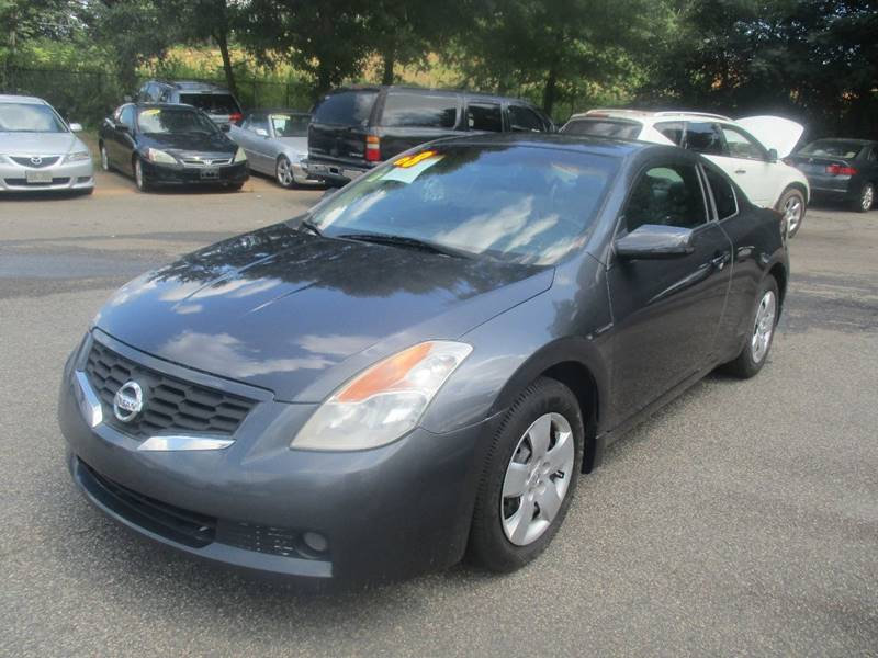 2008 Nissan Altima 25 S 2dr Coupe Cvt In Cumming Ga Select