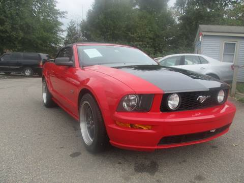 2005 Ford Mustang for sale in Cumming, GA