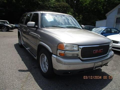 2002 GMC Yukon XL for sale in Cumming, GA