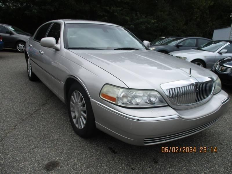 2003 Lincoln Town Car Signature 4dr Sedan In Cumming Ga Select
