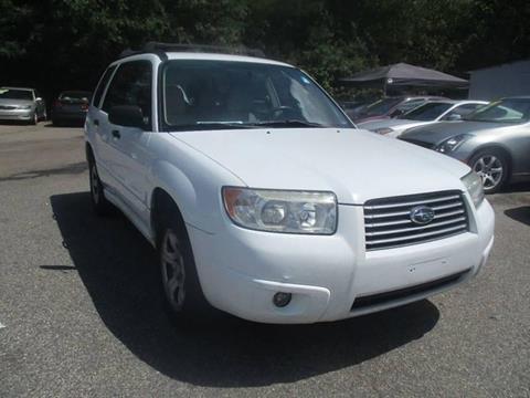 2007 Subaru Forester for sale in Cumming, GA