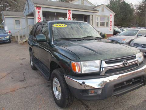 2002 Toyota 4Runner for sale in Cumming, GA
