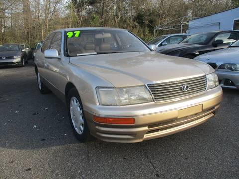 1997 Lexus LS 400 for sale in Cumming, GA
