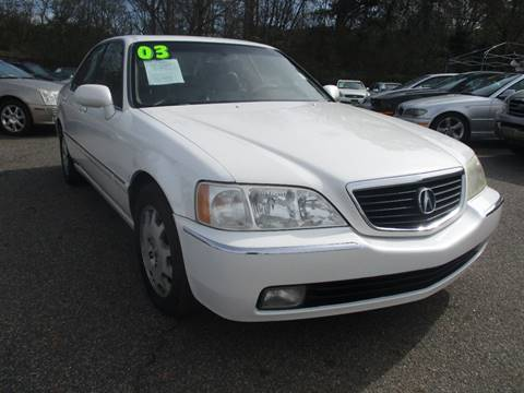 2003 Acura RL for sale in Cumming, GA
