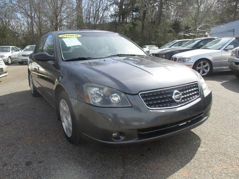 2005 Nissan Altima for sale in Cumming, GA
