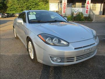 2008 Hyundai Tiburon for sale in Cumming, GA