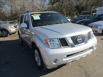 2006 Nissan Pathfinder for sale in Cumming, GA