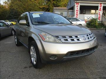 2005 Nissan Murano for sale in Cumming, GA