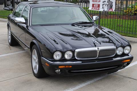 2001 Jaguar XJ Series For Sale In Daytona Beach, FL