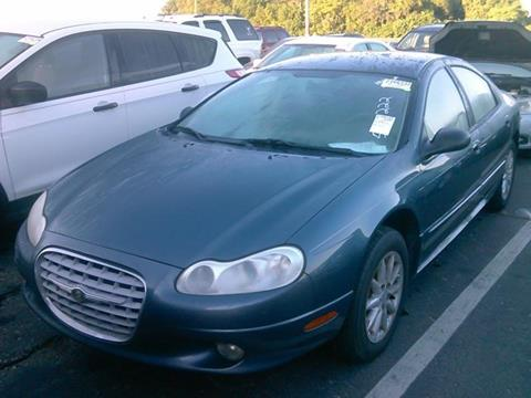 2002 Chrysler Concorde for sale in Daytona Beach, FL