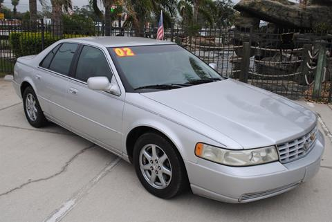 2002 Cadillac Seville For Sale In Tucson Az Carsforsale Com