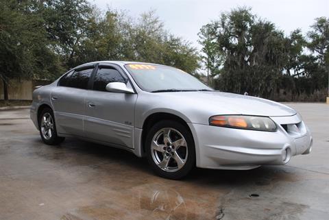 2002 Pontiac Bonneville for sale in Daytona Beach, FL