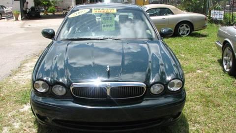 2002 Jaguar X-Type for sale in Daytona Beach, FL