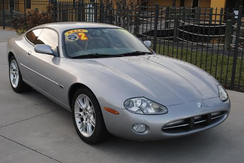 2002 Jaguar XK-Series for sale in Daytona Beach, FL