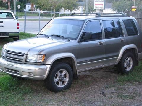 2001 Isuzu Trooper for sale in Daytona Beach, FL