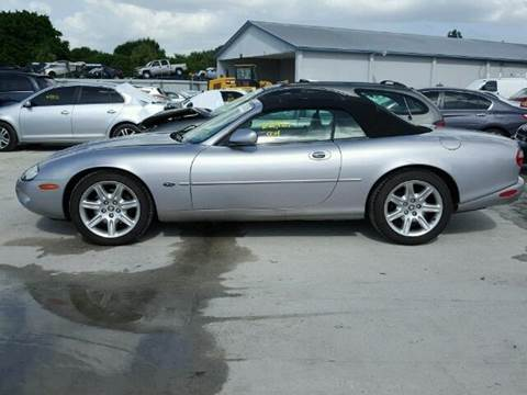2000 Jaguar XK-Series for sale in Daytona Beach, FL