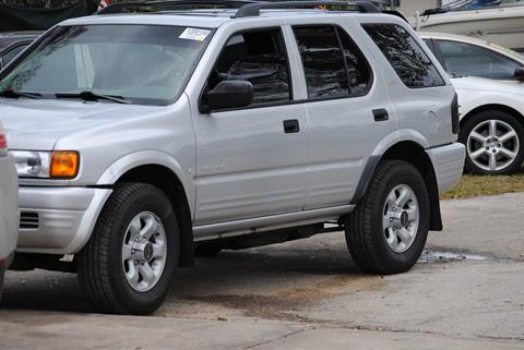 1999 Isuzu Rodeo for sale in Daytona Beach, FL