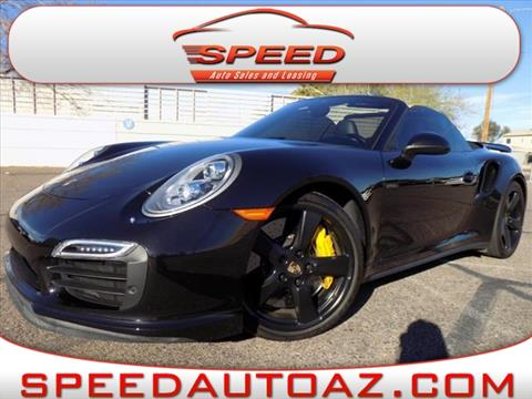2014 Porsche 911 for sale in Phoenix, AZ