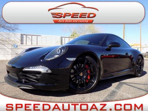 2013 Porsche 911 for sale in Phoenix, AZ