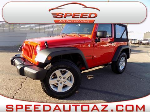 2015 Jeep Wrangler for sale in Phoenix, AZ