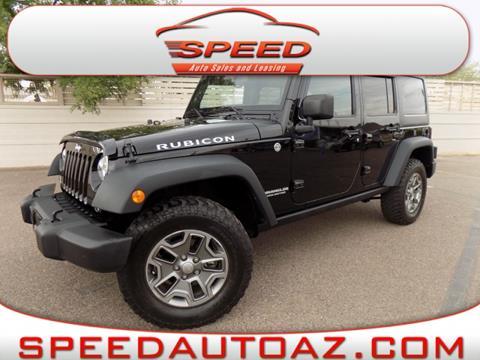 2015 Jeep Wrangler Unlimited for sale in Phoenix, AZ