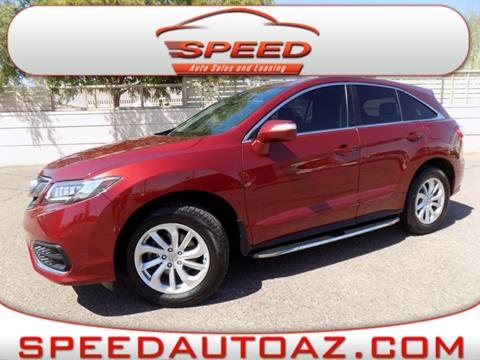 2016 Acura RDX for sale in Phoenix, AZ