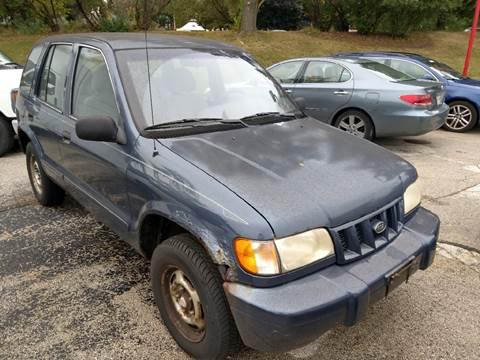 2001 Kia Sportage for sale in Waukesha, WI