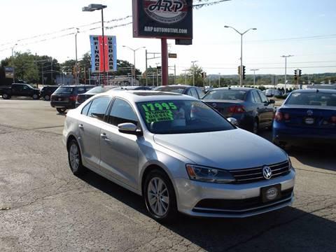 2015 Volkswagen Jetta for sale in Waukesha, WI