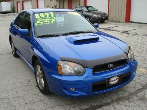 2005 Subaru Impreza for sale at ARP in Waukesha WI