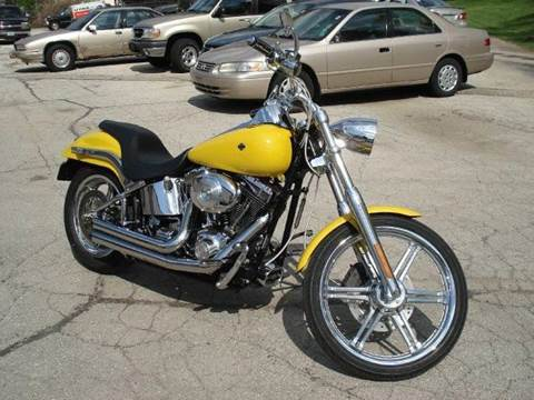 2006 Harley-Davidson FXSTDI Softtail for sale at ARP in Waukesha WI