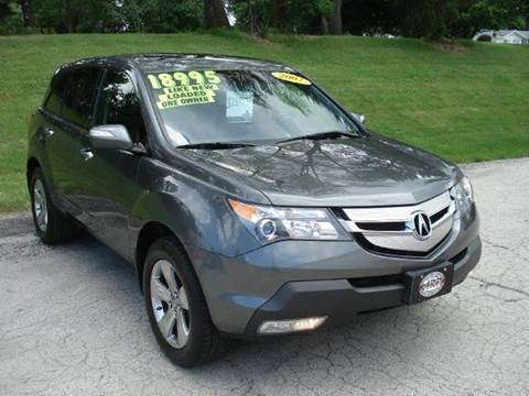 2007 Acura MDX for sale at ARP in Waukesha WI