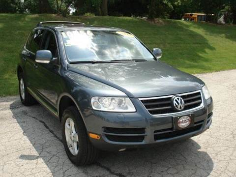 2006 Volkswagen Touareg for sale at ARP in Waukesha WI