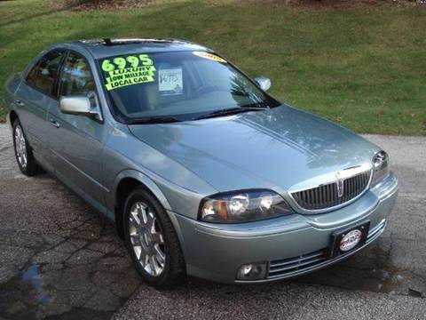 2005 Lincoln LS for sale at ARP in Waukesha WI
