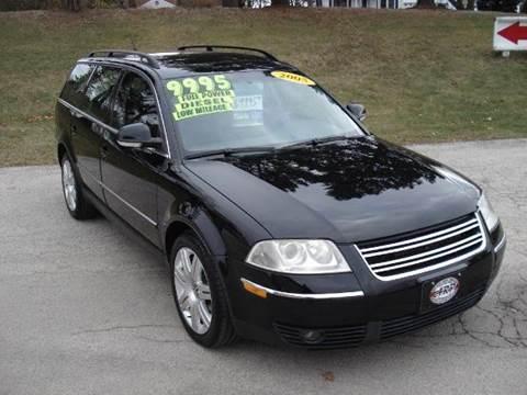 2005 Volkswagen Passat for sale at ARP in Waukesha WI
