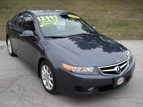 2008 Acura TSX for sale at ARP in Waukesha WI