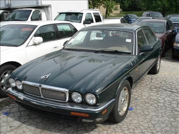 1997 Jaguar XJ-Series