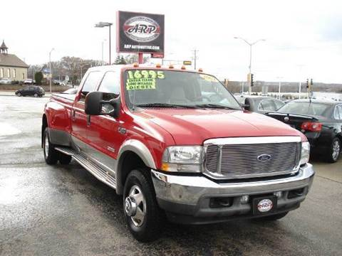 2004 Ford F-350 Super Duty for sale at ARP in Waukesha WI