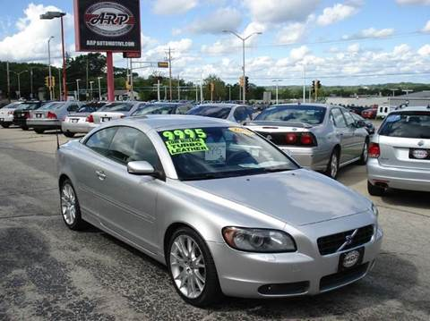 2006 Volvo C70 for sale at ARP in Waukesha WI