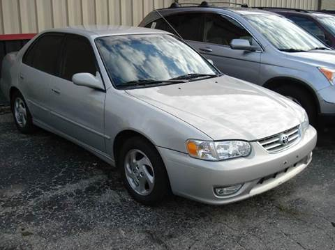 2002 Toyota Corolla for sale at ARP in Waukesha WI