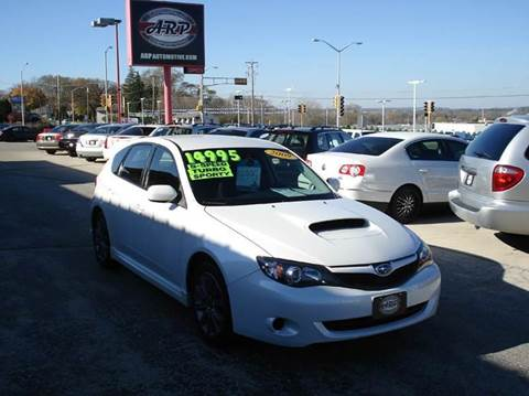 2009 Subaru Impreza for sale at ARP in Waukesha WI