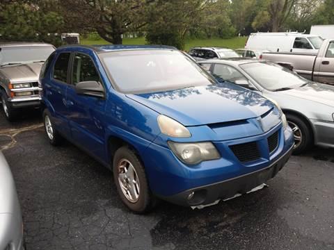 2004 Pontiac Aztek for sale in Waukesha, WI