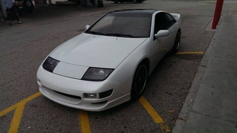 1990 Nissan 300ZX for sale at ARP in Waukesha WI