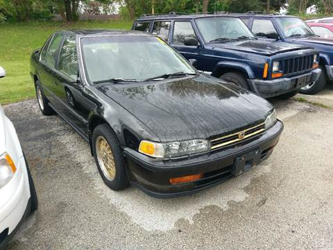 1992 honda accord for sale carsforsale 1992 honda accord for sale in waukesha wi sciox Image collections