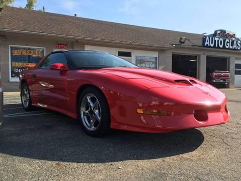1997 Pontiac Firebird for sale in Waterford, MI